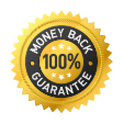 Secure Money Back Guarantee