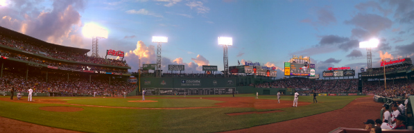 Tickets to Fenway Park