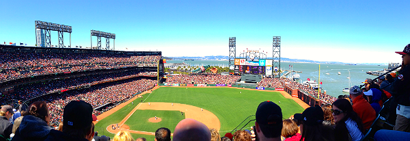 Tickets to AT&T Park