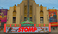 Pantages Theatre CA